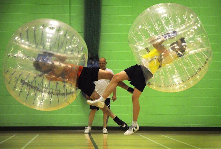 Bubble Soccer Pittsburgh - Bubble soccer USA