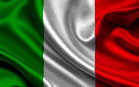 dit is de vlag van Italië