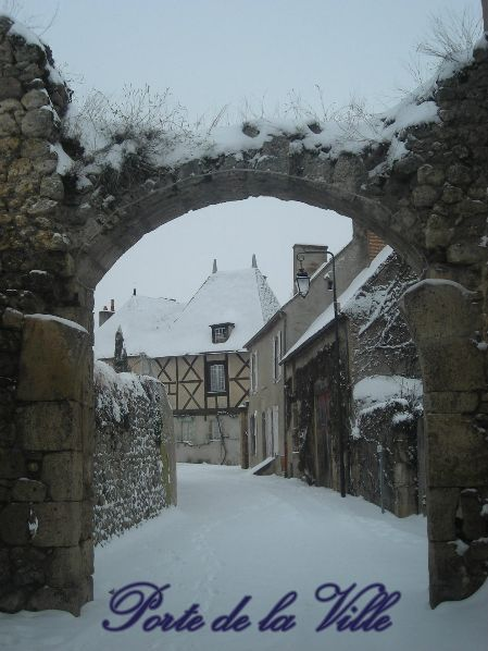 Verneuil En Bourbonnais à Verneuil-en-Bourbonnais, Auvergne