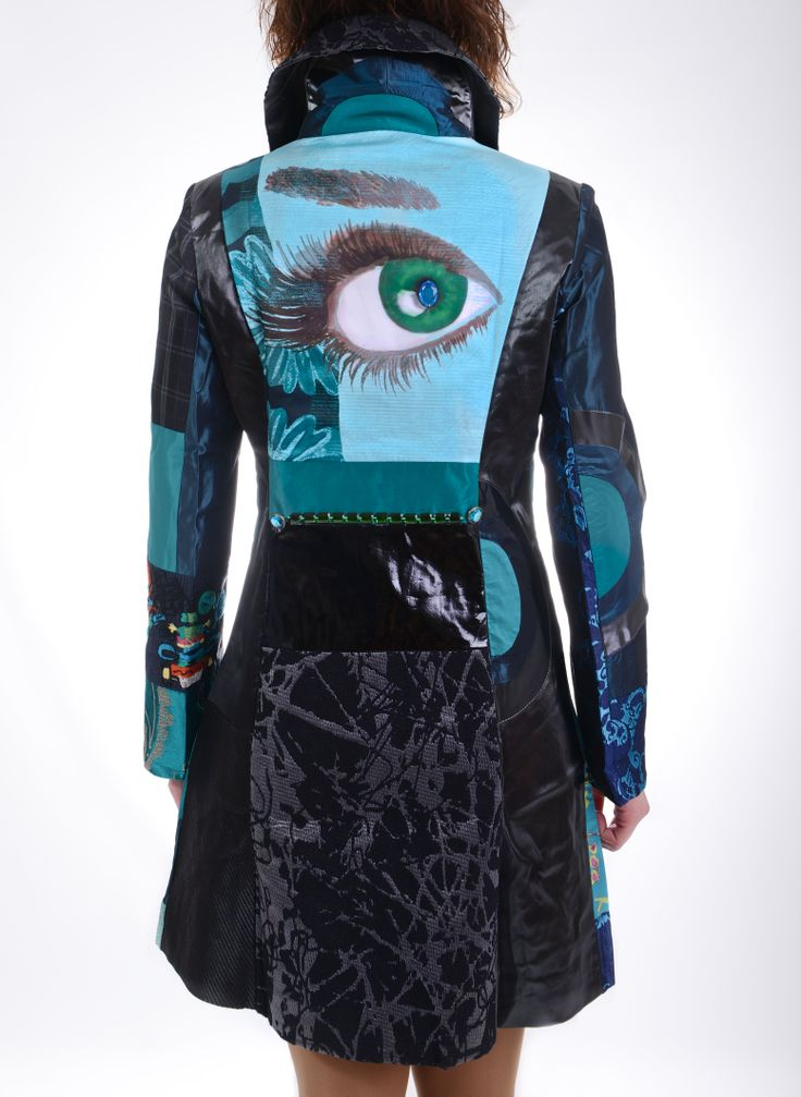the final Desigual coats sale