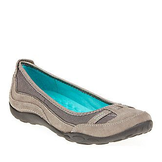 Clarks Ortholite: Clarks Privo Women's Haley Eagle Flats :: Casual Shoes ::  Shop now with FootSmart