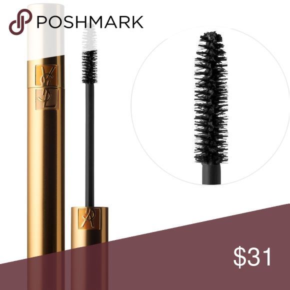 YSL Mascara Volume Effet Faux Cils Shade is 1 Noir Haute Densite High Intensity Black. Mascara is new and never opened.  No trades.  Please submit any offers via the offer option. Sephora Makeup Mascara