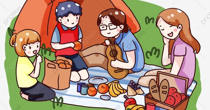 32+ Gambar Kartun Rekreasi Keluarga di 2020 (Dengan gambar ...