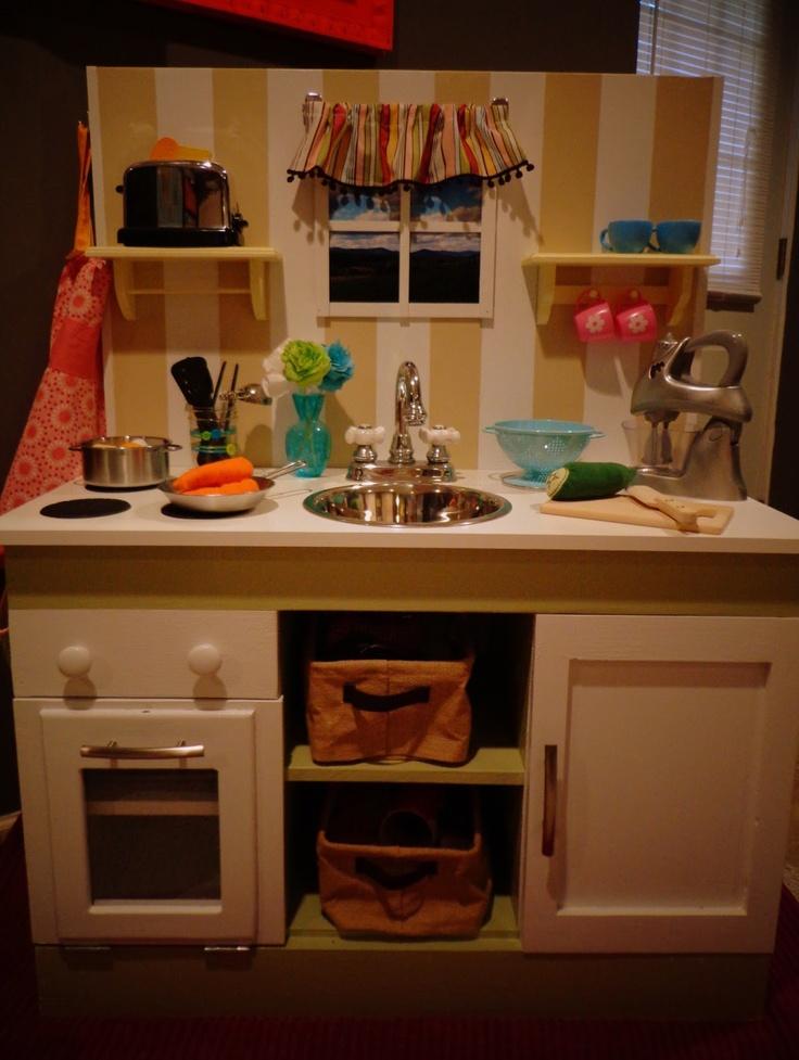 Kids kitchen!!! I want it for my future children