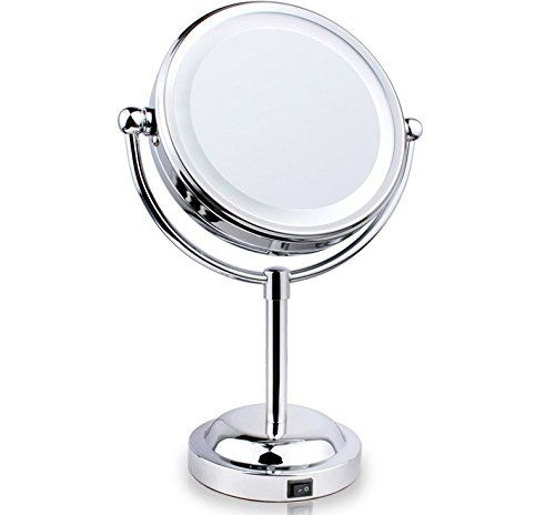 17 best ideas about lighted makeup mirror on pinterest lighted mirror makeup vanity lighting. Black Bedroom Furniture Sets. Home Design Ideas