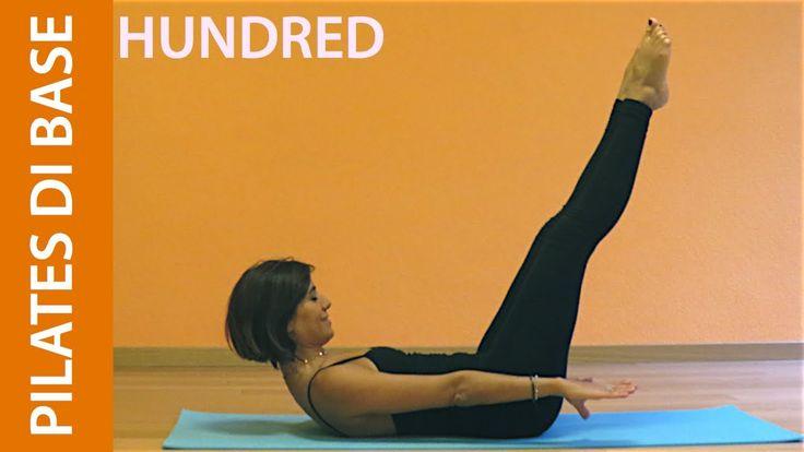 Pilates - Esercizi di Base - Hundred