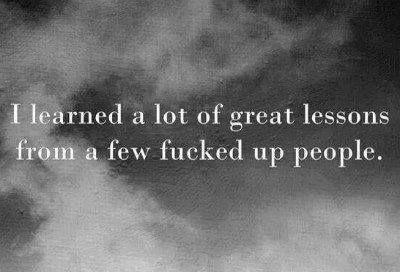 I really really did.