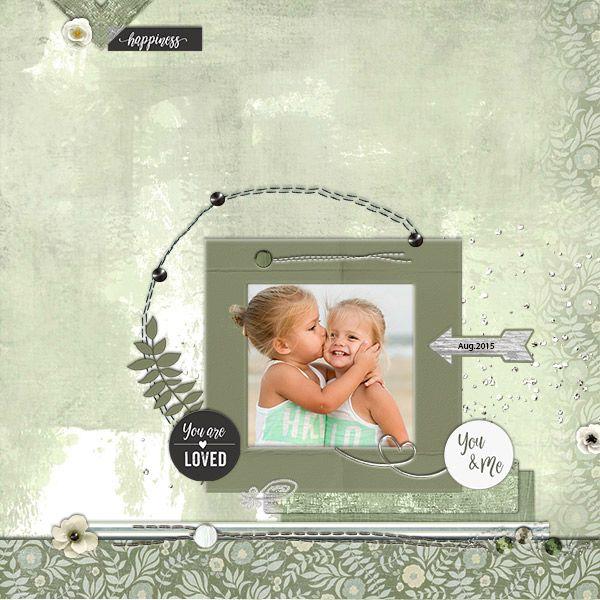You and Me - SG - CT - Dady - Gallery - Scrap Girls Digital Scrapbooking Forum