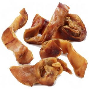 Oreilles de porc en lamelles - Friandises pour chien - zooplus