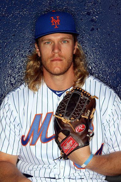 Noah Syndergaard of the #NYM #stud #MLB