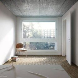 Herzog & de Meuron . Zellwegerpark  apartment building . Uster (17)