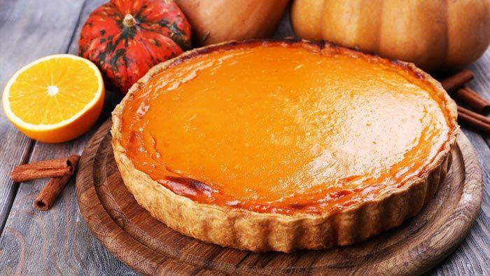 Pumpkin Pie | LifeStyleTV