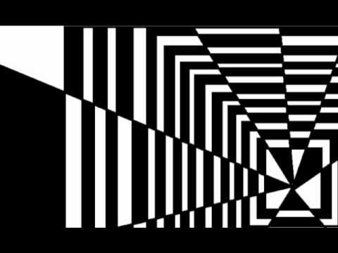 how to draw an optical illusion triangle