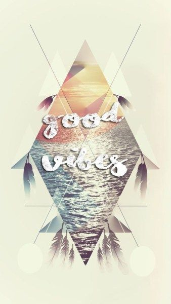Wallpaper Iphone Backgrounds Wallpapers  wallpaper-quotes-good-vibes-celular-brunabussular-6