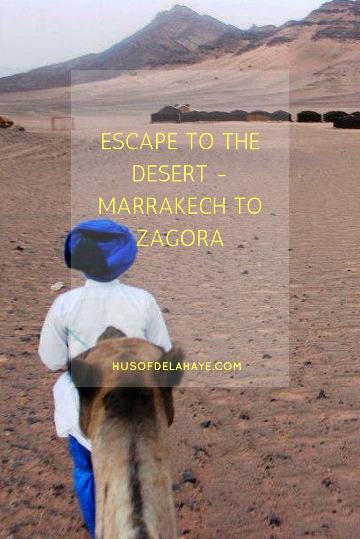 Escape to the Desert - Marrakech to Zagora. Two day trip travelling to Zagora. Marrakech Morocco | Marrakech | Marrakech Raid | Things To Do in Marrakech Morocco | Things To Do in Marrakech | Things To Do in | Guide to Marrakech Morocco | Guide to Marrakech | Travel Guide to Marrakech | Travel Tips | Desert | Desert Day Trip