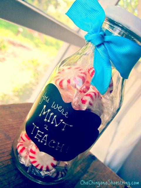 teacher appreciation jar