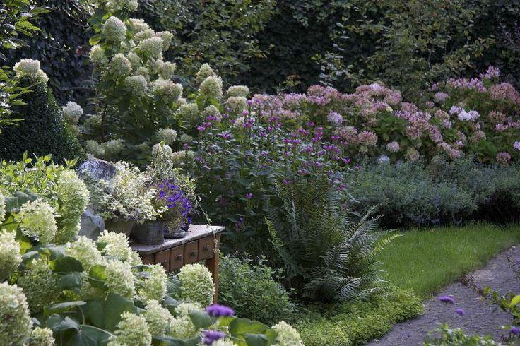 Exclusief tuinontwerp: Romantische tuin. Wilt u dit? Klik hier.