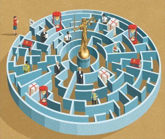 20 ilustrações perturbadoras que farão você refletir sobre a sociedade atual   Virgula