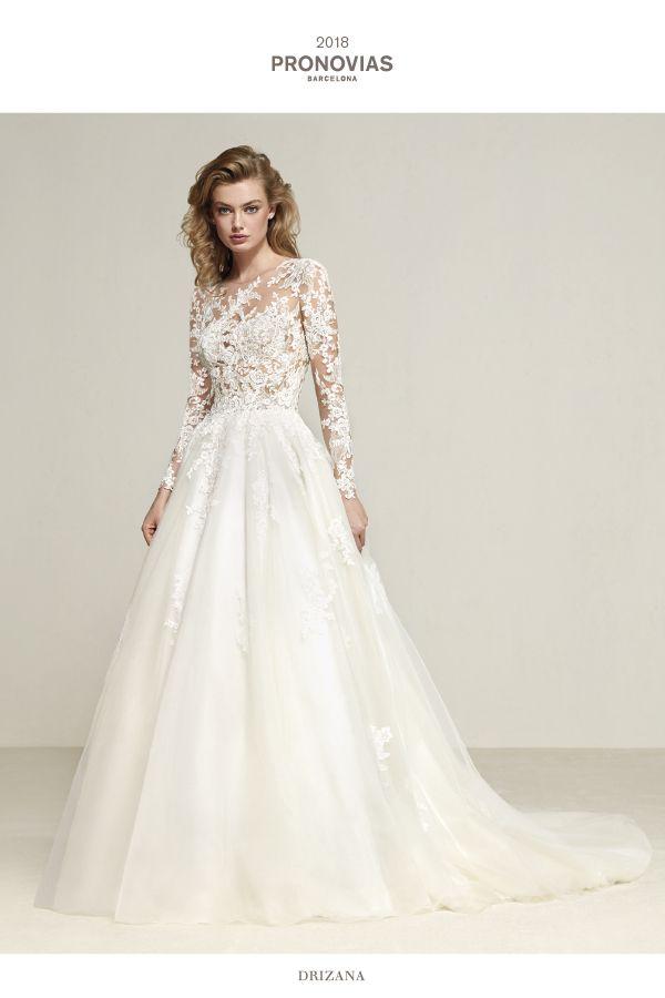 27 best Pronovias images on Pinterest   Wedding frocks, Homecoming ...