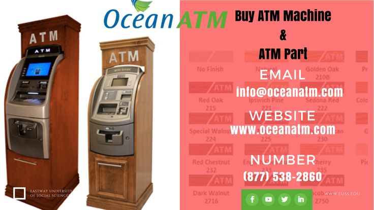 Pin on Buy ATM Machine & ATM Part | Best Product ATM Company