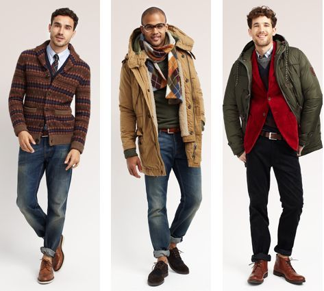 Őszi férfidivat – C&A, Tommy Hilfiger és Burberry - Player_Selection