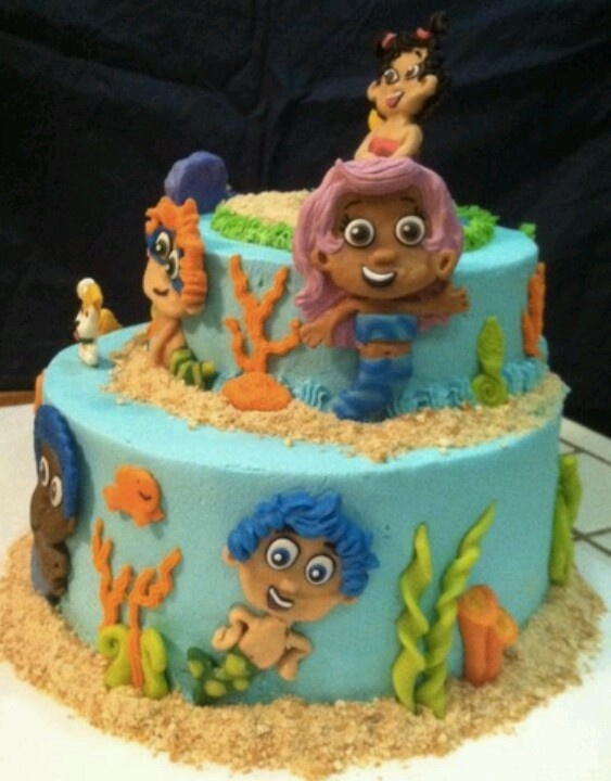 17 Best Images About Bubble Guppies On Pinterest Coloring Pages