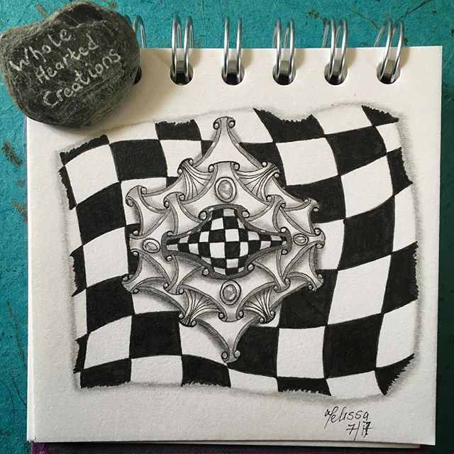 Taking my inspiration from the #tennis at #Wimbledon today. This is inspired by the trophy! ▪️ ▪️ ◾️#doodle #arttherapy #blackandwhite #monochrome #pinkpigsketchbooks #Zentangle #zenart #Zendoodle #tangle #art_we_inspire #hearttangles #zentangleartist #zenartfeatures #zendoodleart_feature #rainbowdoodlers #doodlingtogether #artistic_nation #letstanglehere #potpourrisofartists #featuring_your_art #tattoo #tattooideas #zengems #zenclassici #wholeheartedcreations ◾️