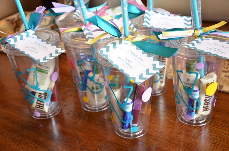 Clever ideas to thank the hospital staff after your delivery!