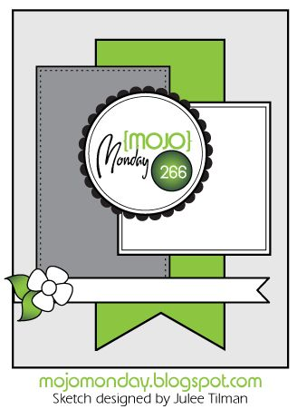 Mojo Monday - The Blog: Mojo Monday 266-Contest