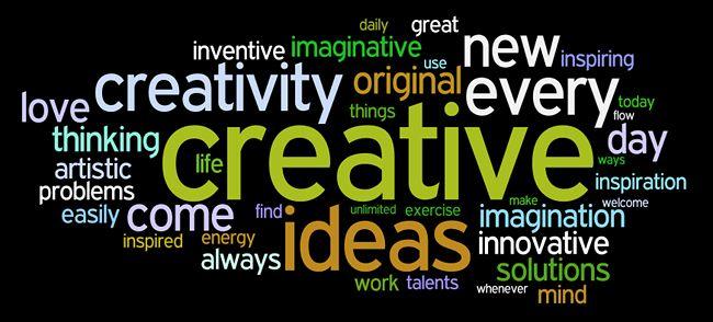Creatief.