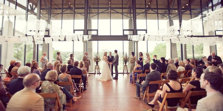 Lady Bird Johnson Wildflower Center Weddings - Price out and compare wedding costs for wedding ceremony and reception venues in Austin, TX