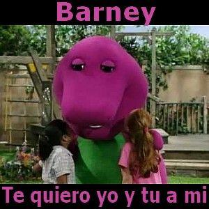 Barney - Te quiero yo y tu a mi acordes chords