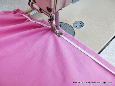 como-coser-elástico TUTORIAL tres métodos                                                                                                                                                                                 Más