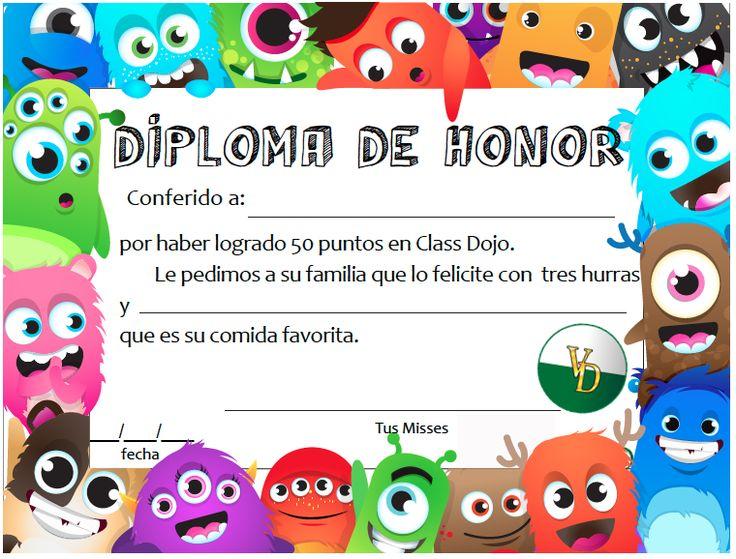 #dojo #diploma @classdojo