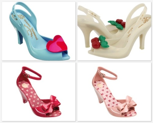 Melissa shoes are so cute <3