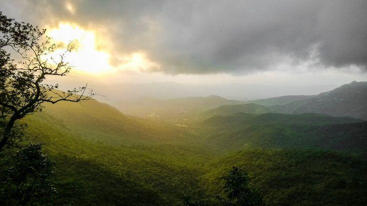 Amboli Ghat, Maharashtra