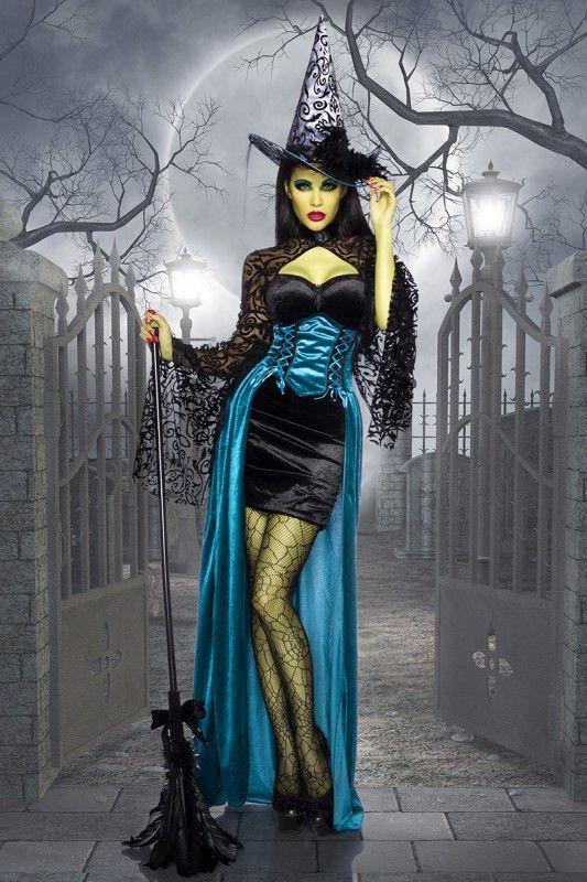 #Halloween #Sexy #Hexenkostüm-13567 - My-Kleidung Onlineshop