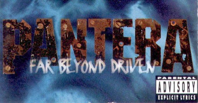"""Reeditan el álbum """"Far Beyond Driven"""" de Pantera, en su aniversario"""