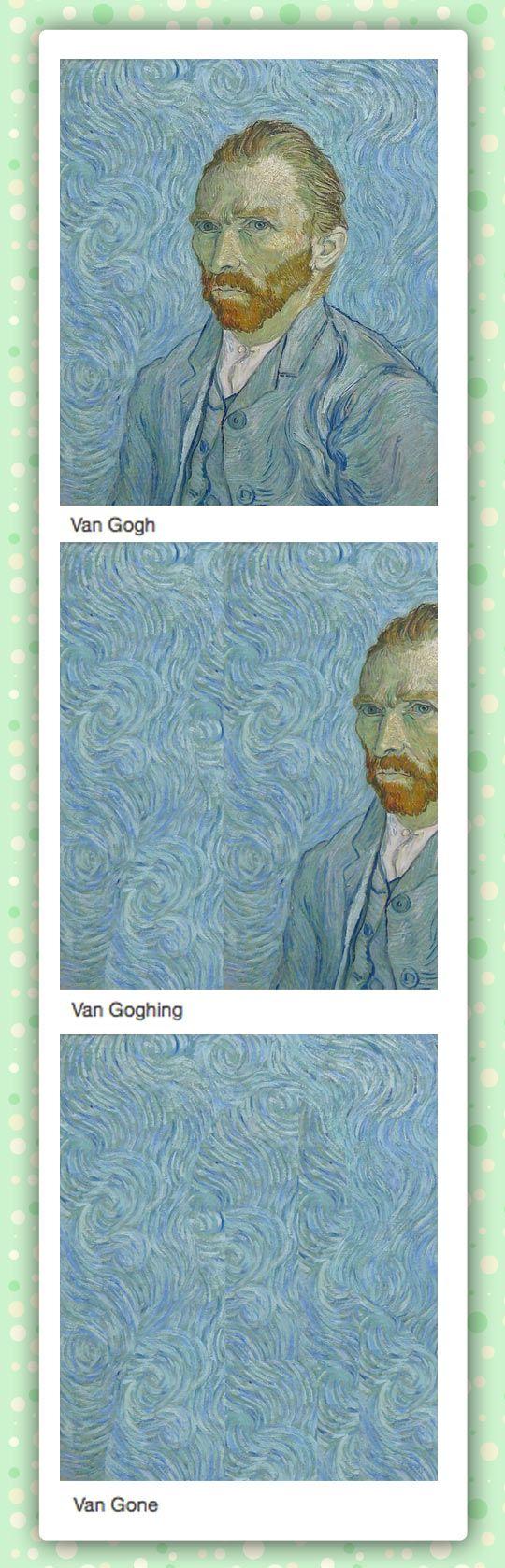 Funny Van Gogh
