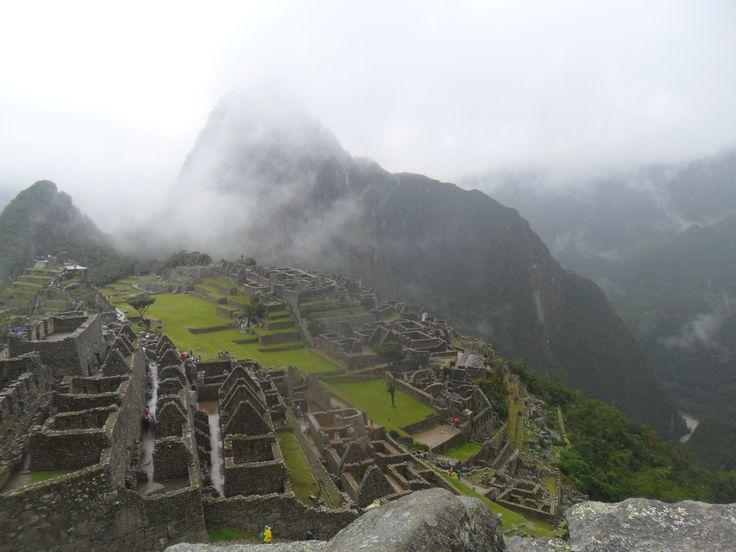 Machupichu, Peru.
