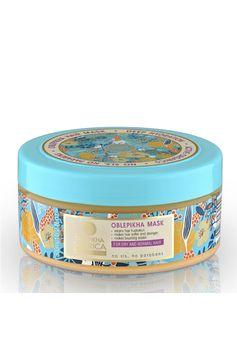 Mascarilla para cabello  normal o seco Oblepikha 300ml - Pasthel todo para tu piel, cosmética natural. Tienda online ecológica