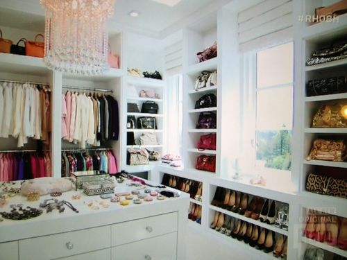 Dream Closet Lisa Vanderpump Dressing Room Pinterest