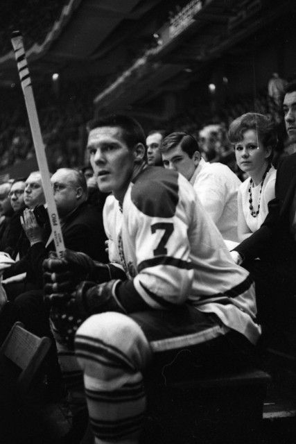 Tim Horton - Canadian hockey player signed by Toronto Maple Leafs in 1949 and Co-Founder of Tim Horton's Coffee Fast Food Restaurants.