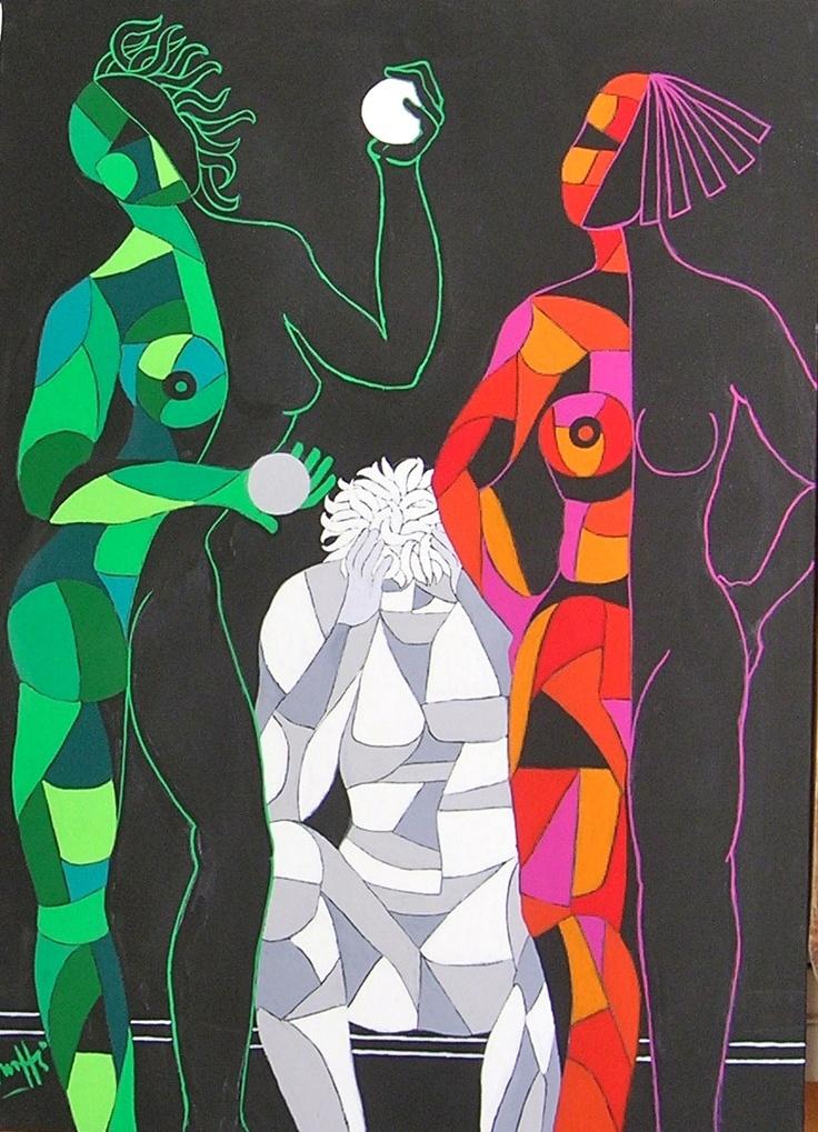 """""""L'ascesa femminile"""" by Massimo Maffei"""