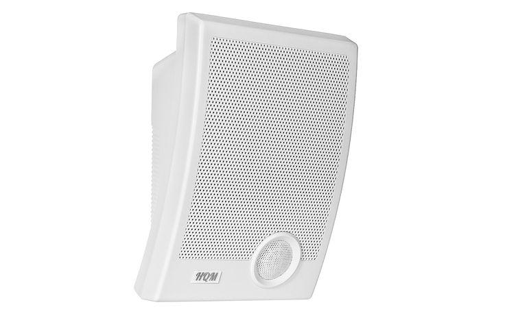 Głośnik naścienny HQM66T  http://hqm.pl/p-hqm-66t  Głośnik naścienny, 10W - 5W/10W / 100V,  120Hz - 15kHz 8Ω / 92dB/1W/1m / Głośnik jednodrożny  #audio #sound #music #speakers #indoor #wall