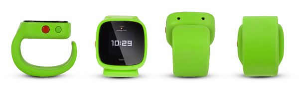 Wearable Smart Locator with Voice for Kids