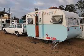 bondwood caravan - Google Search