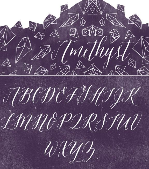 Molly jacques erickson has a new font just my type