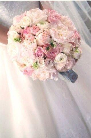 Букет невесты от Свадебного организатора, координатора Марины Балыкиной! Компании Весель!