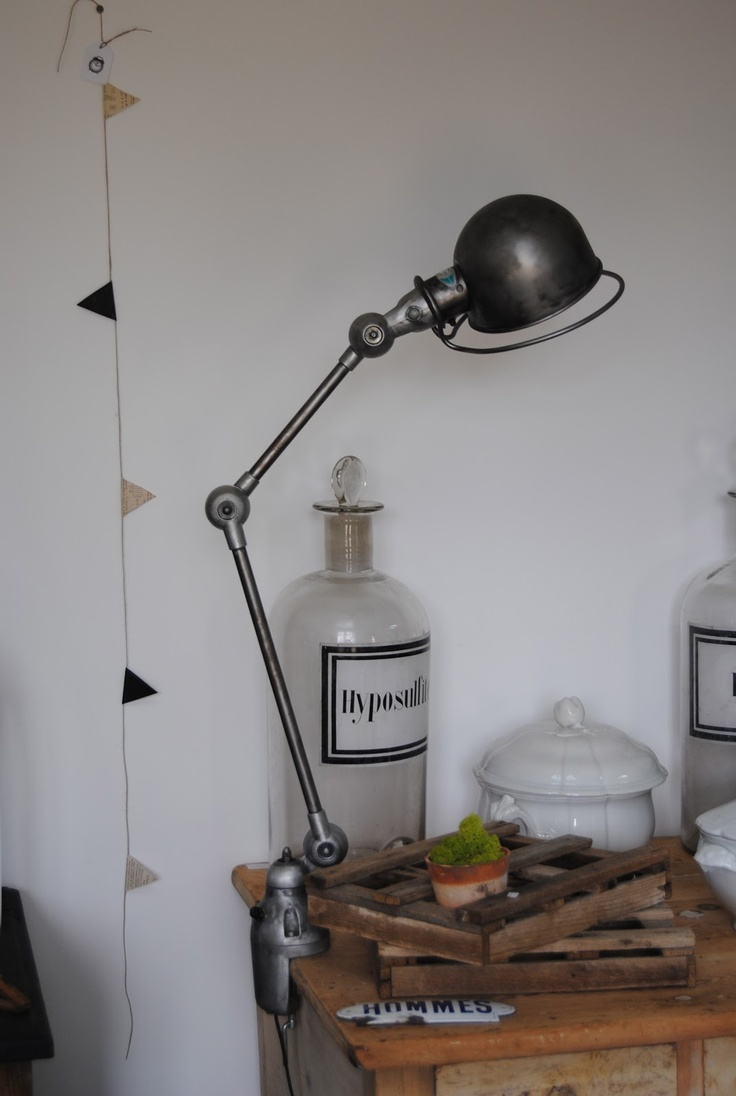 292 best images about industriel on pinterest industrial lamps lamps and - Decoration industrielle vintage ...